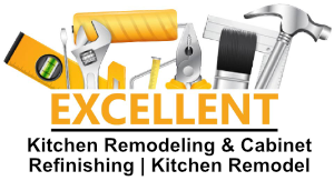 excellent kitchen remodel oak park logo